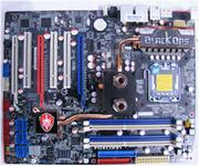 Review of Foxconn BlackOps Motherboard and ZEROtherm BTF90 CPU Heatsink and Fan