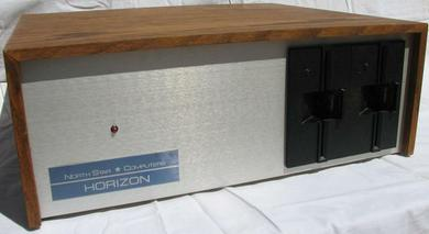 The Northstar Horizon Microcomputer With It's Classic Wood Case