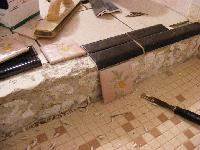 Shower Stepover Tile