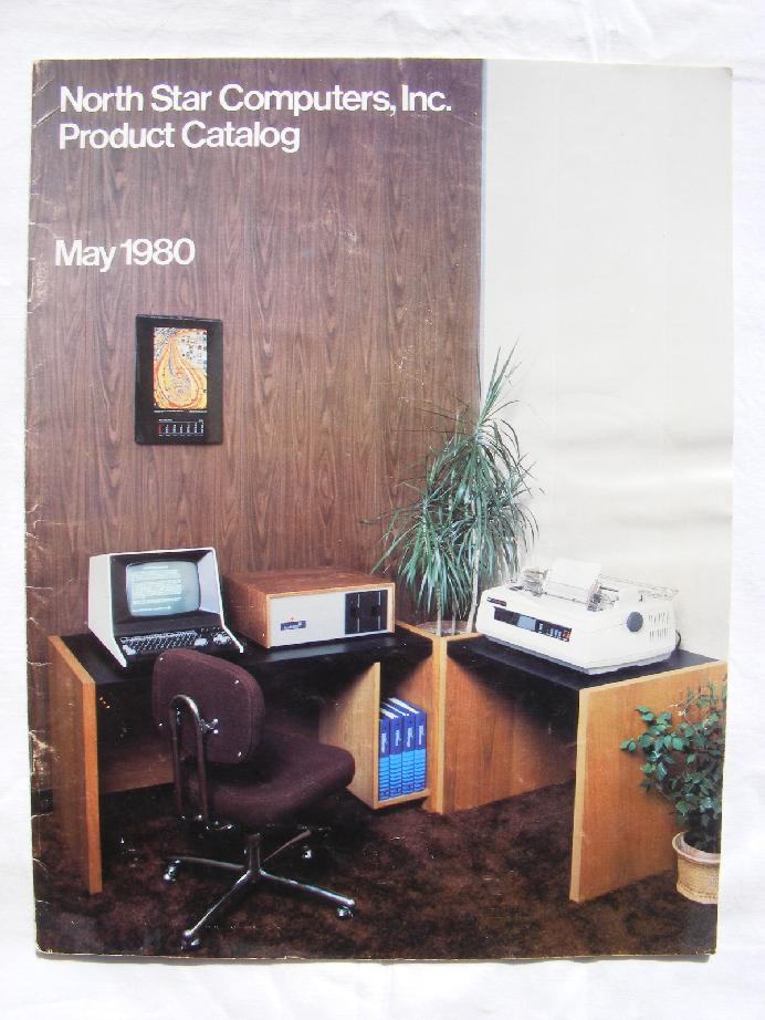 the north star may 1980 product catalog