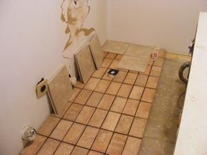 Engineering Washer, Dryer and Water Heater Raised Catch Basin